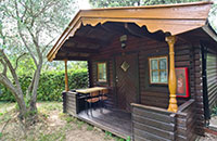 Rental of bungalows for 4 people in Rodellar Guara